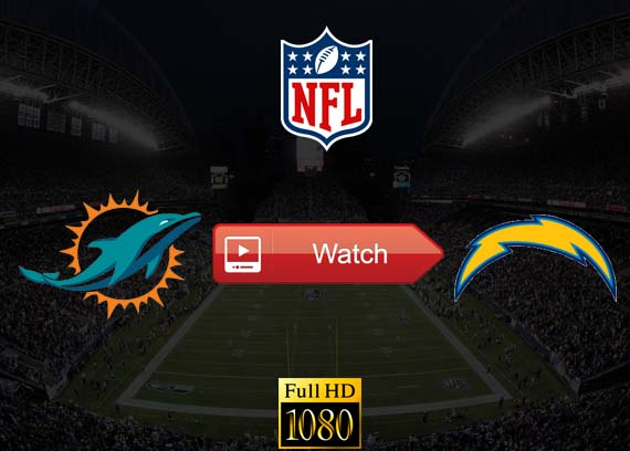Dolphins vs Chargers live stream reddit