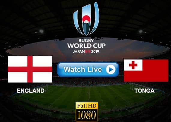 England vs Tonga live streaming reddit