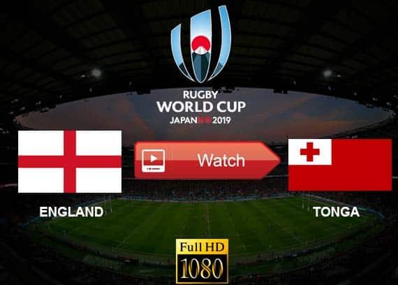 England vs Tonga live stream reddit