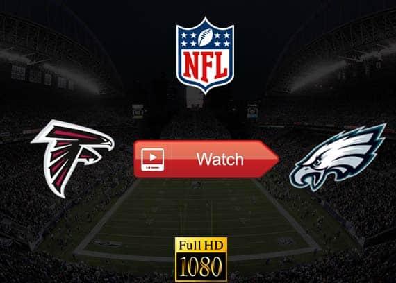 Falcons vs Eagles live stream reddit