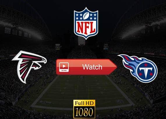 Falcons vs Titans live stream reddit
