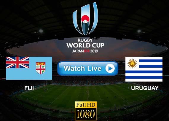 Fiji vs Uruguay live streaming reddit
