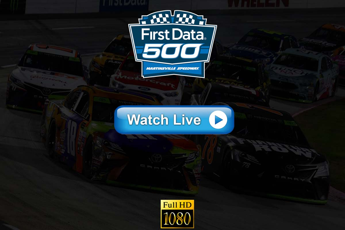 First Data 500 live streaming reddit
