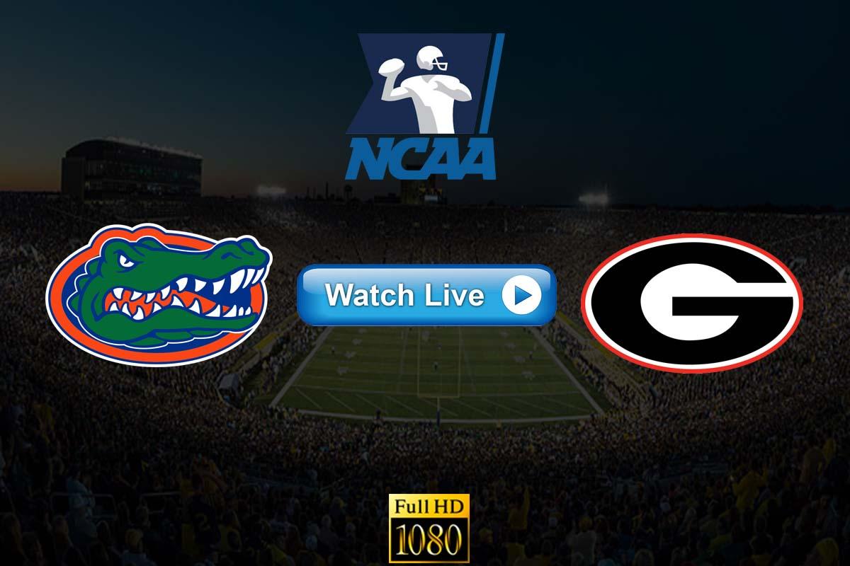 Florida vs Georgia live streaming reddit