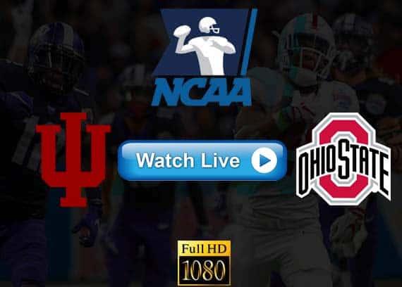 Ohio State vs Indiana live streaming reddit