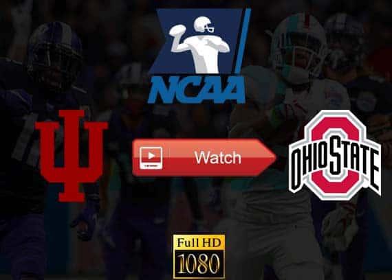 Ohio State vs Indiana live stream reddit