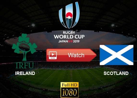 Ireland vs Scotland live stream reddit