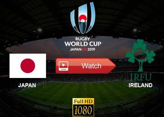 Japan vs Ireland live stream reddit