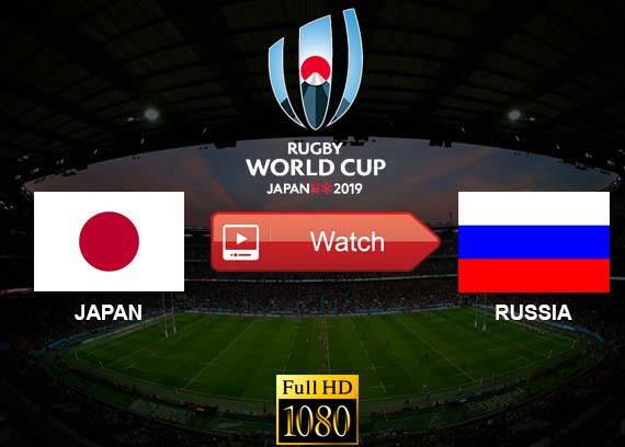 Japan vs Russia live stream reddit