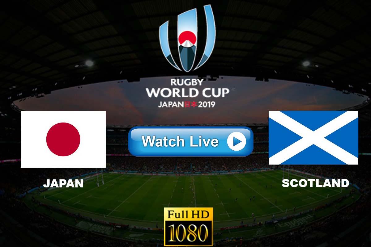 Japan vs Scotland live streaming reddit