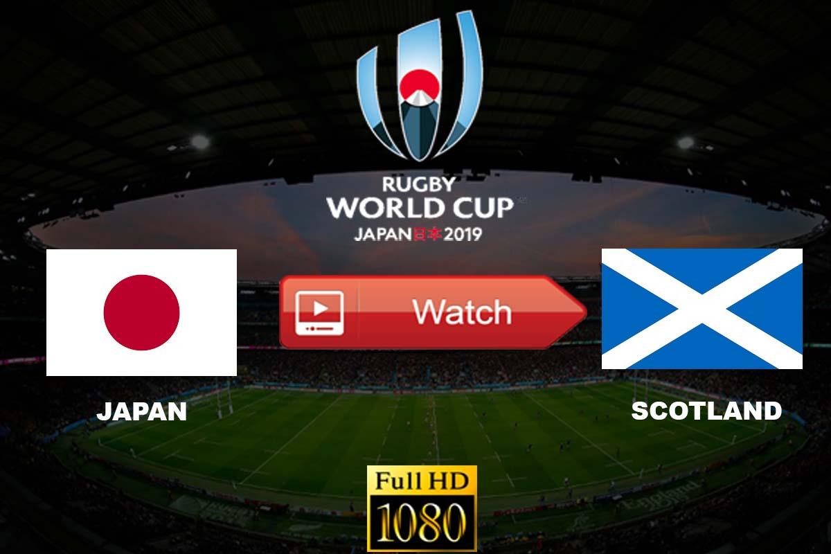 Japan vs Scotland live stream reddit