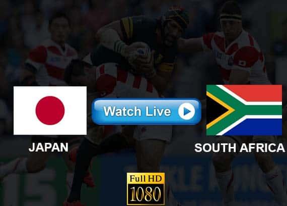 Japan vs South Africa live streaming reddit