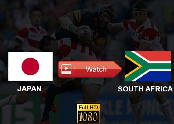 Japan vs South Africa live stream reddit