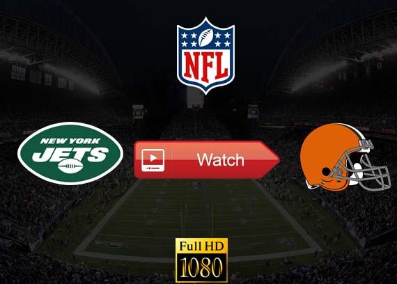 Jets vs Browns live stream reddit