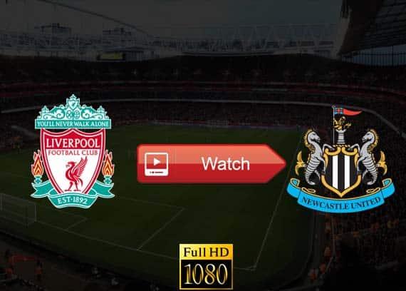 Liverpool vs Newcastle live stream reddit
