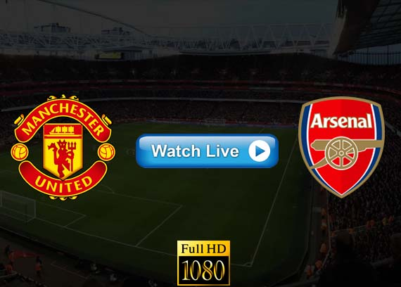 Manchester United vs Arsenal live streaming reddit