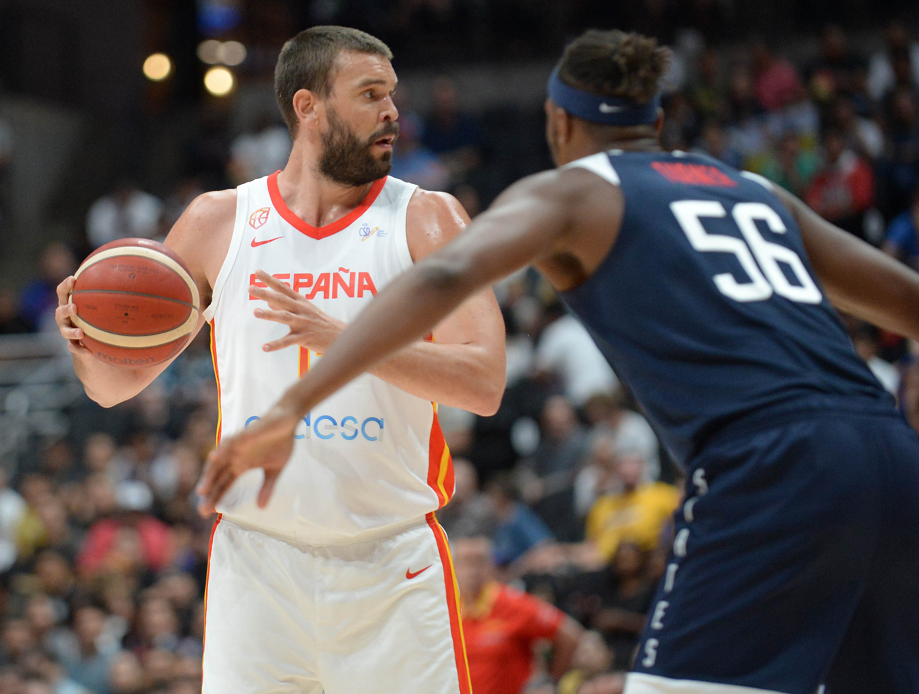 Spain to play Argentina in gold medal game of FIBA World Cup