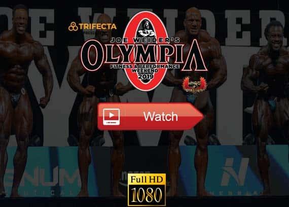 Mr. Olympia live stream reddit