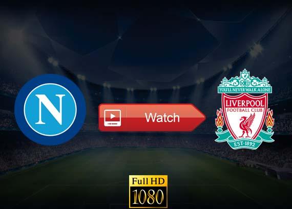 Liverpool vs Napoli live stream reddit