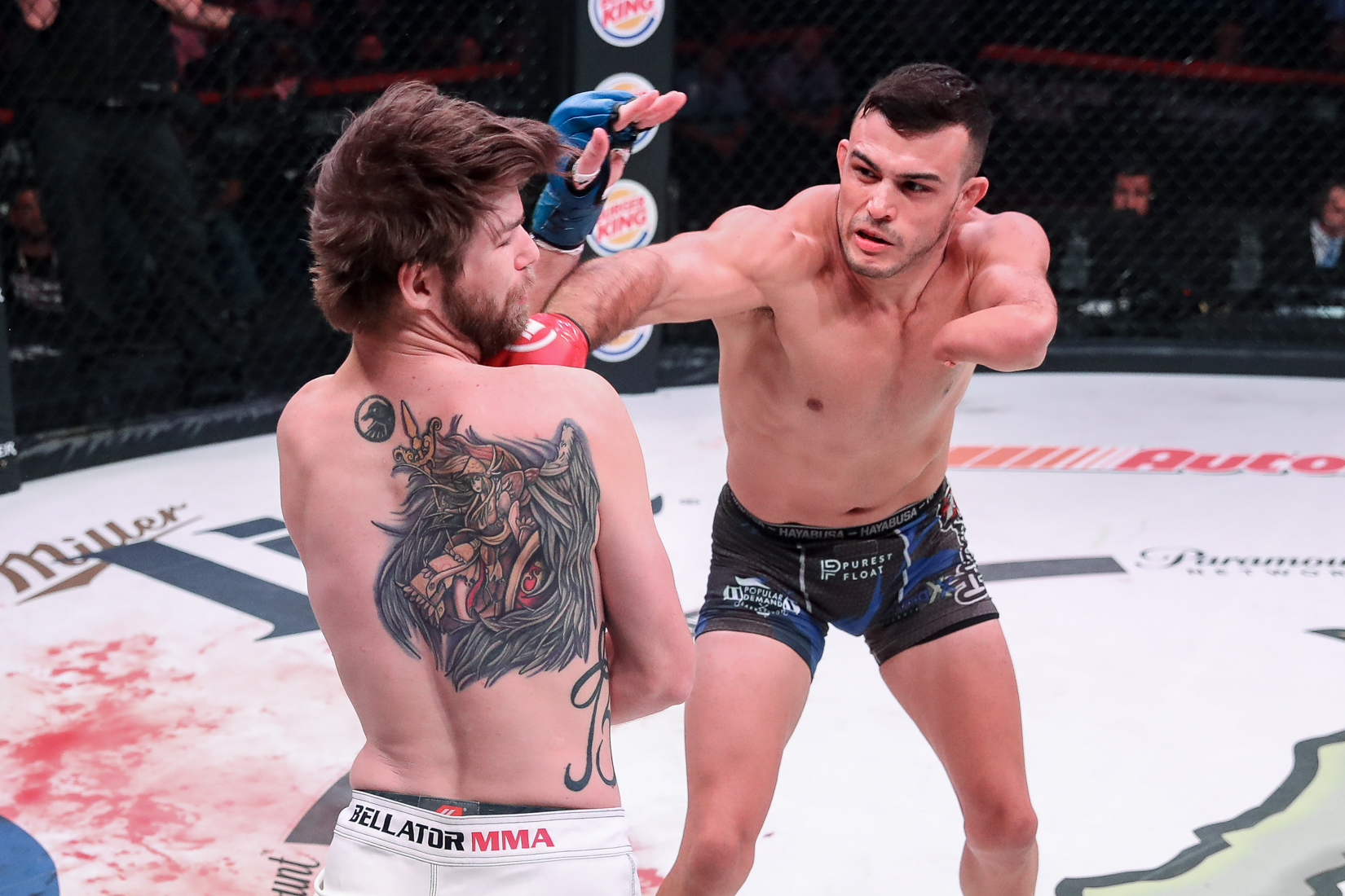 Nick Newell signs a multi-fight deal with Bellator