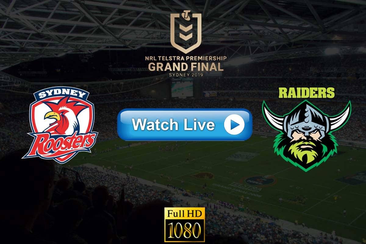 NRL Grand Final live streaming reddit