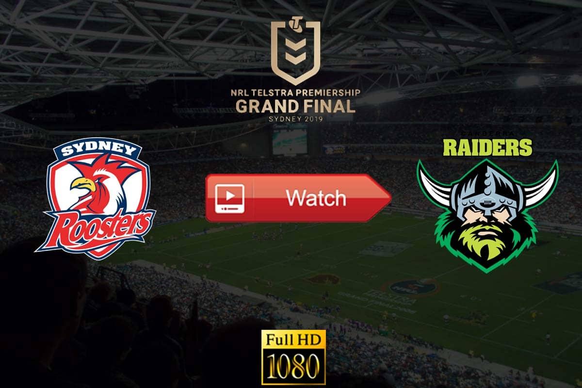 NRL Grand Final live stream reddit