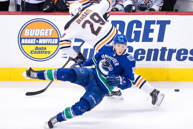 Oilers Preseason Gameday: @ Vancouver