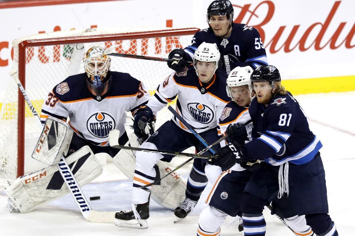 Oilers Preseason Gameday: Vs. Winnipeg