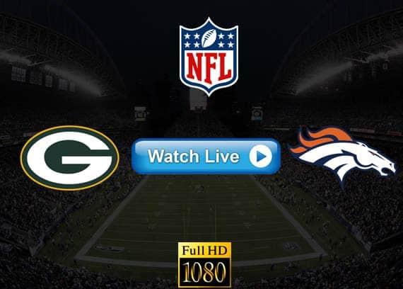 Packers vs Broncos live streaming reddit