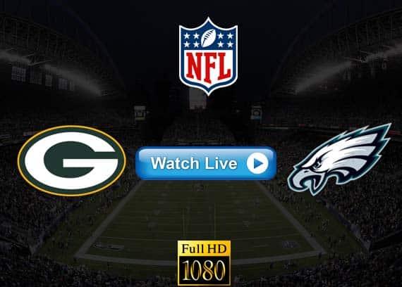 Packers vs Eagles live streaming reddit