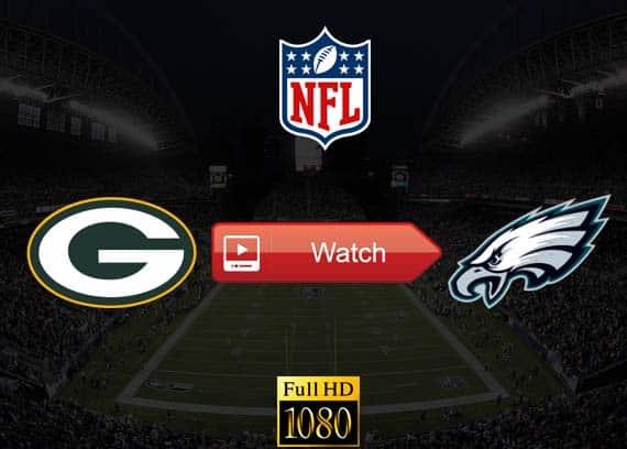 Packers vs Eagles live stream reddit