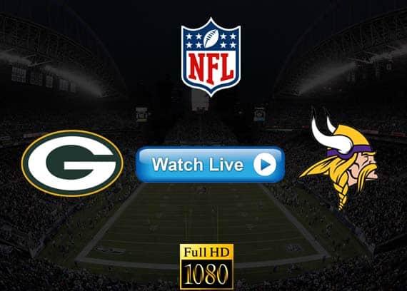 Packers vs Vikings live streaming reddit
