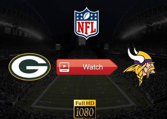 Packers vs Vikings live stream reddit
