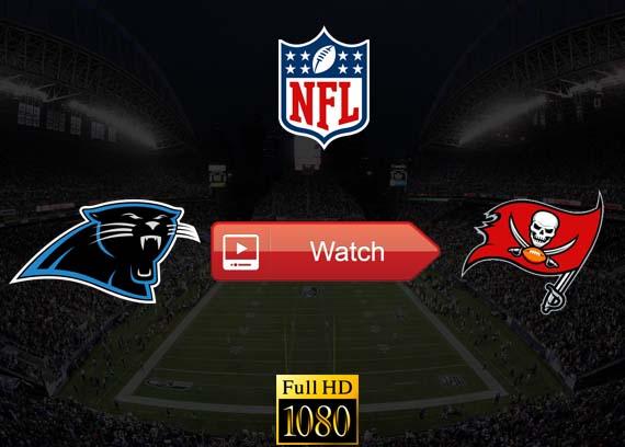Panthers vs Buccaneers live stream reddit