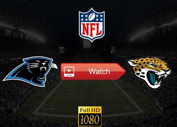 Panthers vs Jaguars live stream reddit