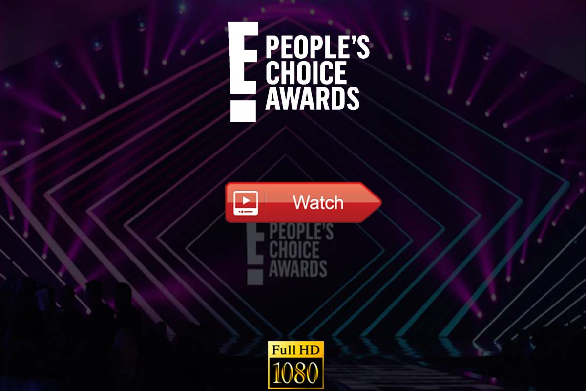 People's Choice Awards live stream reddit