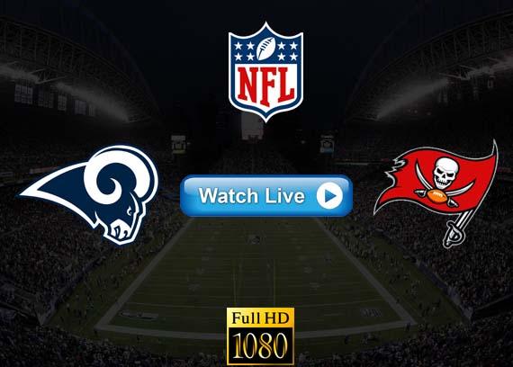 Rams vs Buccaneers live streaming reddit