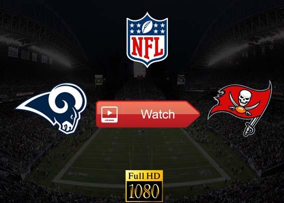 Rams vs Buccaneers live stream reddit