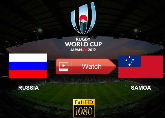 Russia vs Samoa live stream reddit