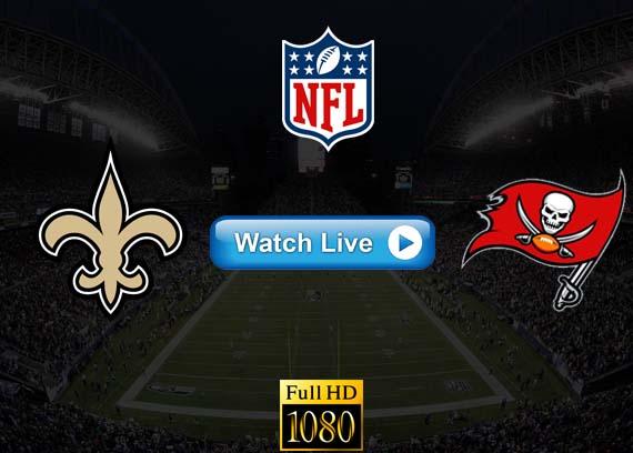 Saints vs Buccaneers live streaming reddit