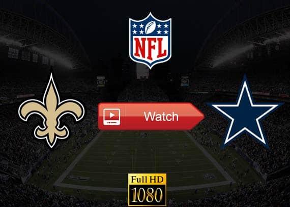 Cowboys vs Saints live stream reddit