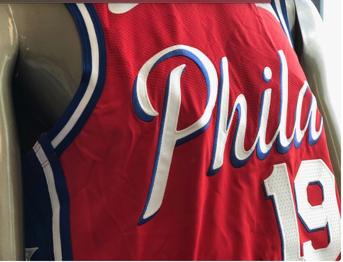 Look: Sixers go full throwback with new 'Phila' Statement jerseys