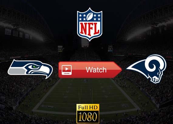 Seahawks vs Rams live stream reddit