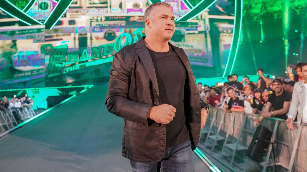 Latest Update On Shane McMahon's WWE Television Status