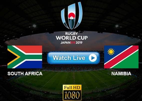 South Africa vs Namibia live streaming reddit