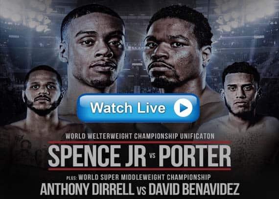 Errol Spence vs Shawn Porter live streaming reddit