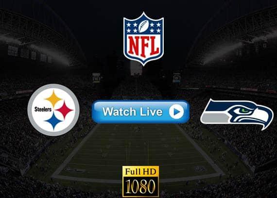 Steelers vs Seahawks live streaming reddit
