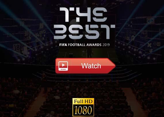 The Best FIFA Football Awards live stream reddit