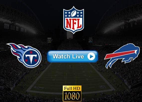 Titans vs Bills live streaming reddit