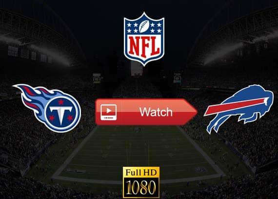 Titans vs Bills live stream reddit